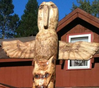 How to Build an Alaskan Totem Pole