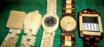 Evolution of my Wood Watch Project